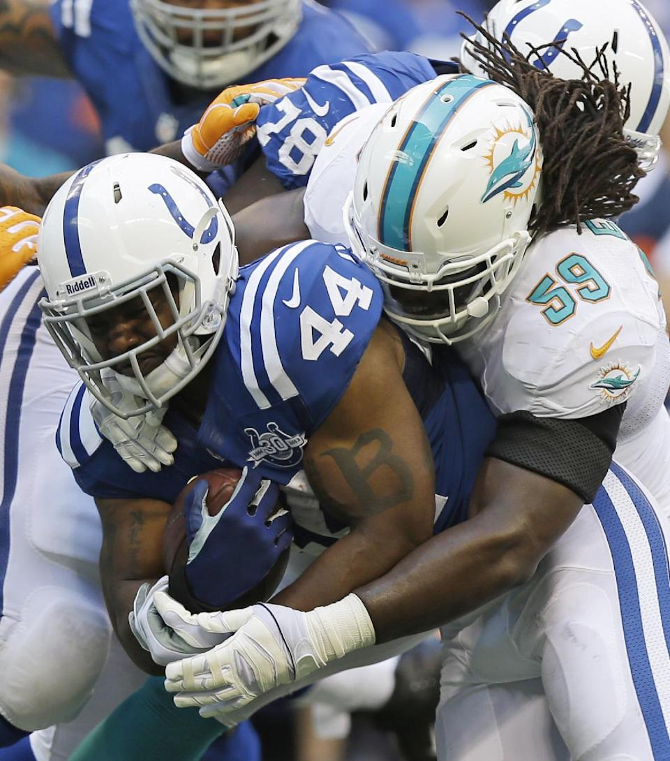 5 things to know from Dolphins-Colts