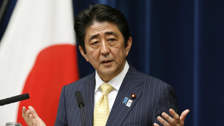 Japan leader: Ruling party must win July elections