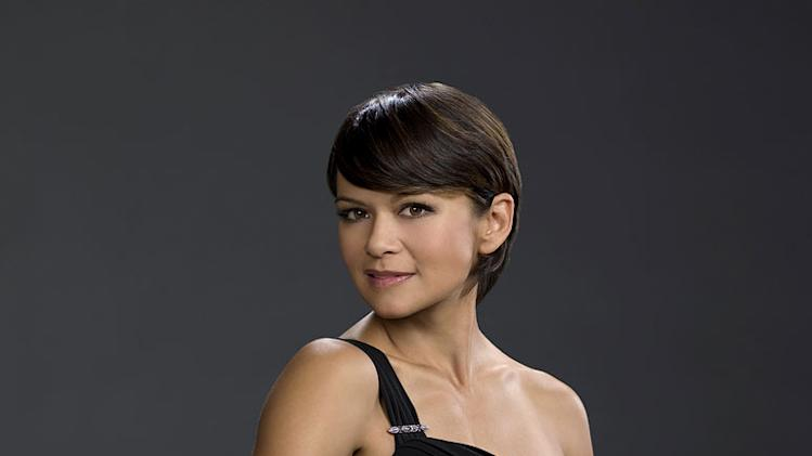 "Nia Peeples stars as Karen Taylor on ""The Young and the Restless."""