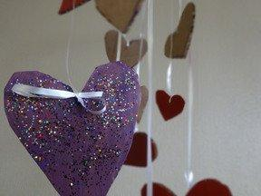 Looking for a Unique Way to Express Your Feelings This Valentine's Day? Get Your Craft on...U-Cupid Style