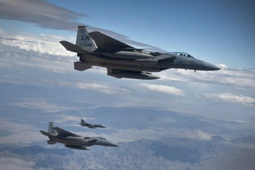 US Air Force Looks To Train Pilots For Hi-Tech Threats