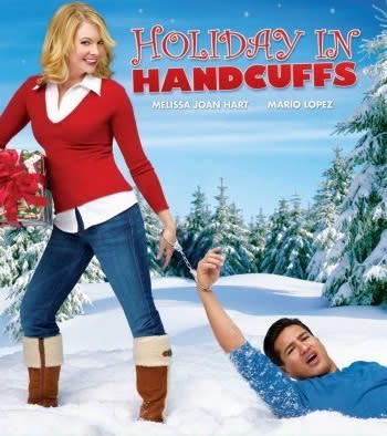 "A.C. Slater for Christmas (""Holiday in Handcuffs"")"