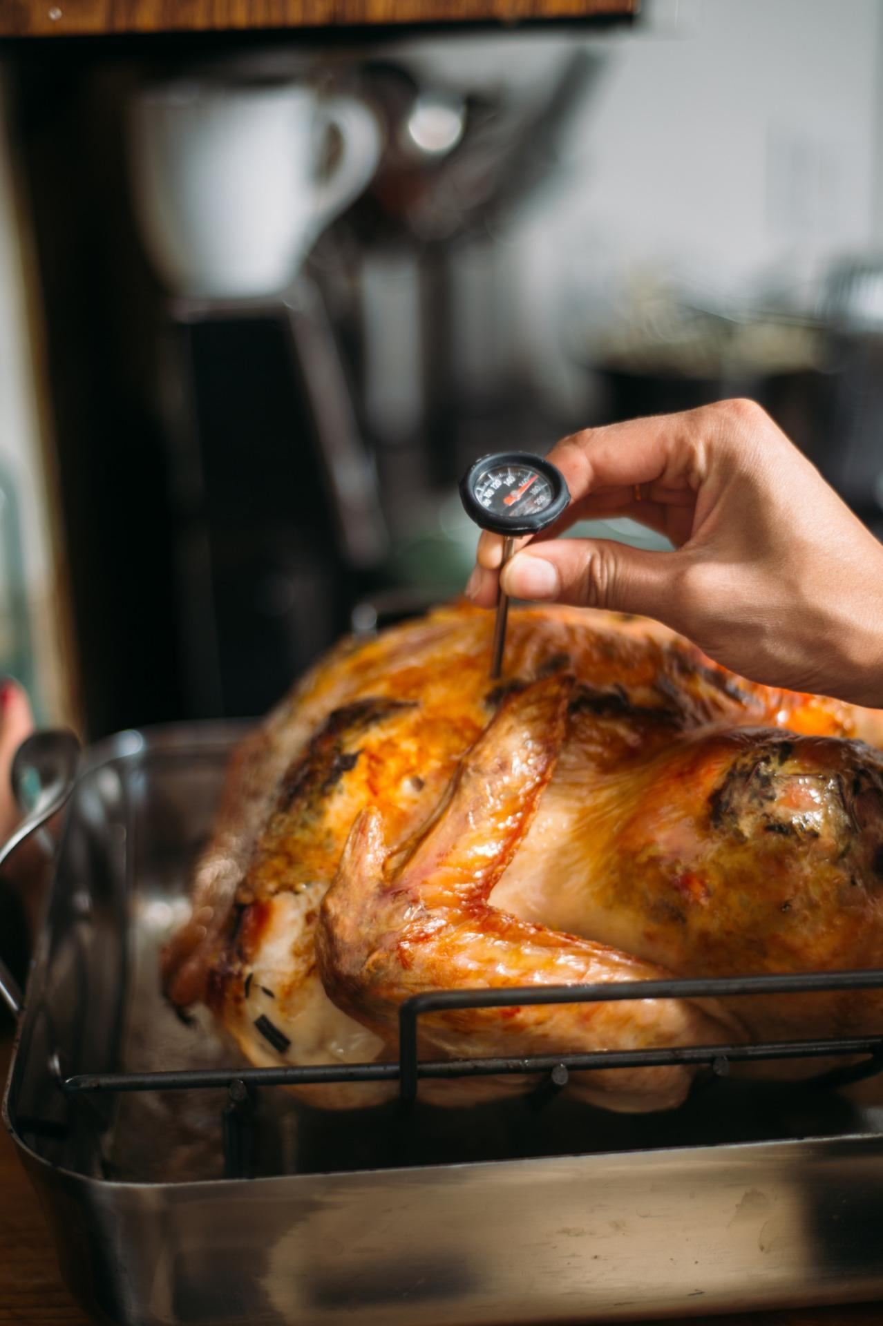 6 Food Rules to Follow if You're Pregnant During the Holidays