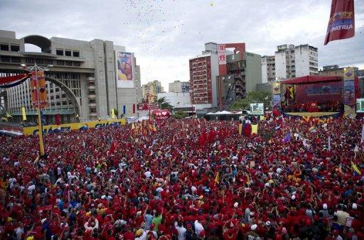 The Venezuelan government has disclosed few details about Chavez's health, leading to intense speculation