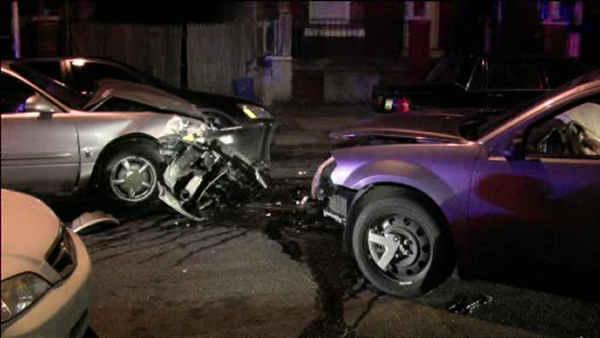 North Philadelphia hit-and-run leaves 2 hurt