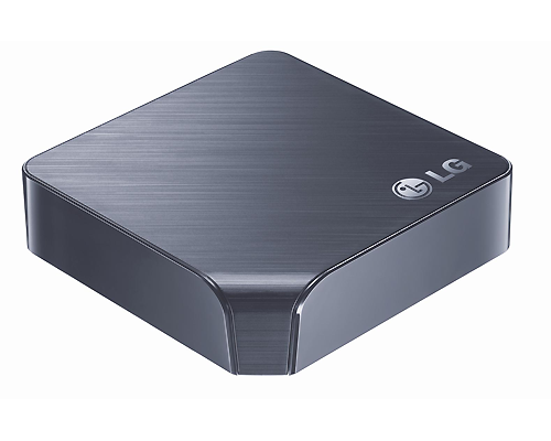 LG Smart TV Upgrader Box