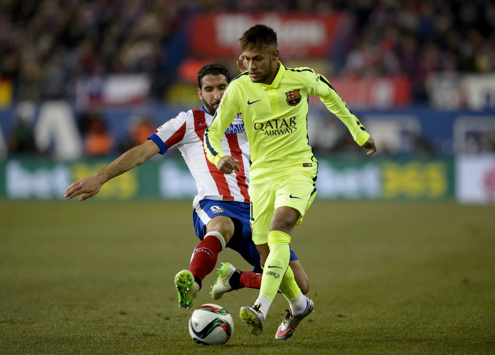 Neymar subbed for own safety, admits Barca boss