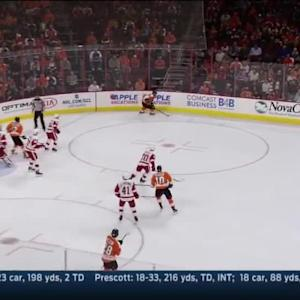 Detroit Red Wings at Philadelphia Flyers - 10/25/2014