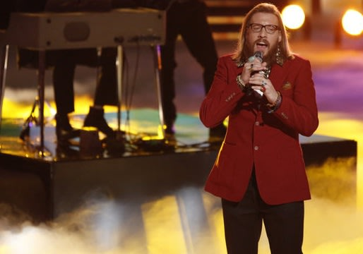 The Voice&#39;s Nicholas David on &#39;Over the Rainbow,&#39; Clashes With Cee Lo and the Power of &#39;70s Music