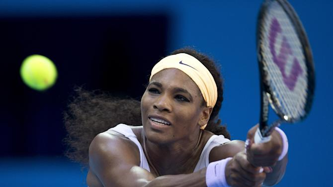 Williams rallies to beat Kirilenko in China Open