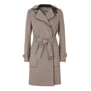 Mint Velvet at John Lewis Trench Coat: What to Wear: Weekend: Trenches: Fashion