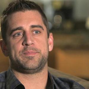 Green Bay Packers quarterback Aaron Rodgers makes a big impact off the field