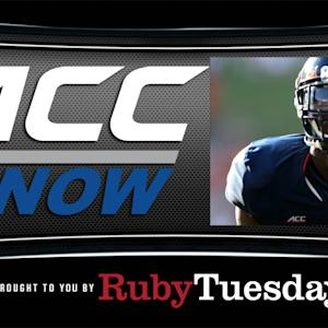 Eli Harold Relives Phone Call From 49ers in 2015 NFL Draft | ACC Now