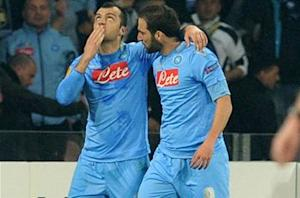 Higuain: Napoli deserved to progress in Europa League