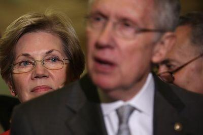 Today's worst idea: Elizabeth Warren for Senate Democratic leader