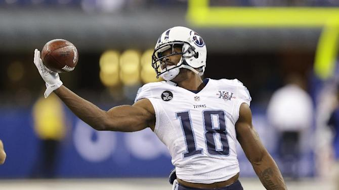 Rams sign WR Kenny Britt