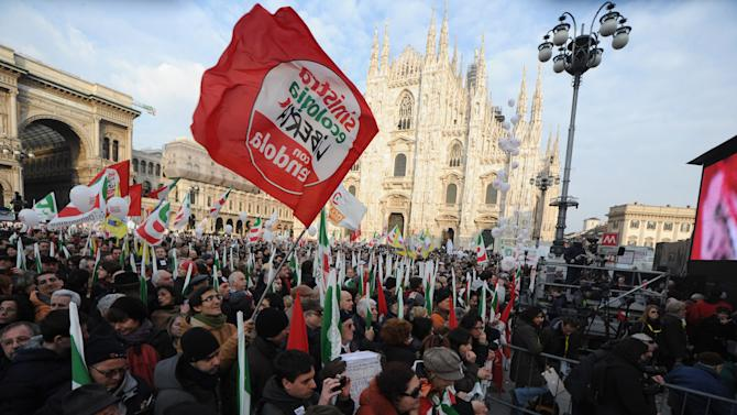 Why Investors Are Watching the Italian Vote