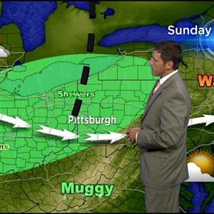 KDKA-TV Nightly Forecast (7/11)