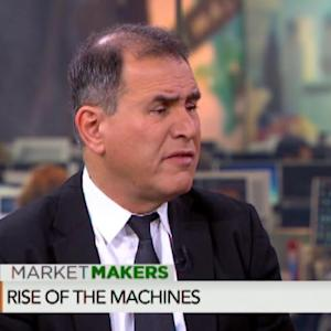 Foxconn Plans to Replace Workers With Machines: Roubini