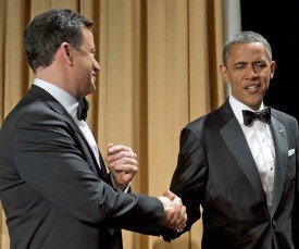Jimmy Kimmel & President Obama …
