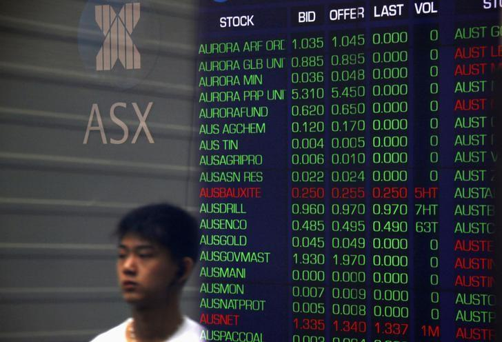 Asian shares slip, Aussie dollar volatile after rate cut, China concerns