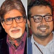 Amitabh Bachchan To Do A Short Film With Anurag Kashyap
