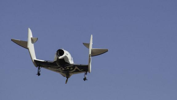 Watching SpaceShipTwo Soar: A Reporter's View of Virgin Galactic's Test Flight