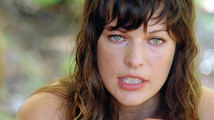 A Perfect Getaway production photos 2009 Rogue Pictures Milla Jovovich