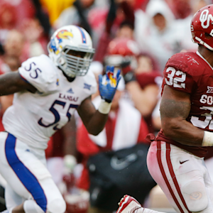Big 12 Big Plays: Samaje Perine Breaks FBS Single-Game Rushing Record