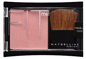 Maybelline Fit Me Blush in Medium Coral