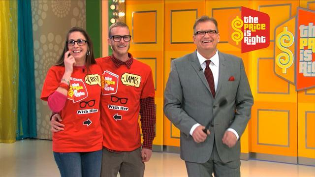 The Price Is Right - Best Valentine's Day Ever