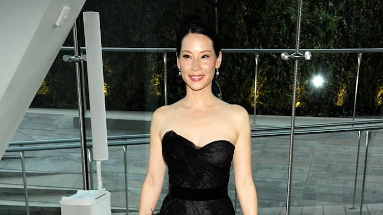 Lucy Liu CFDA Awards