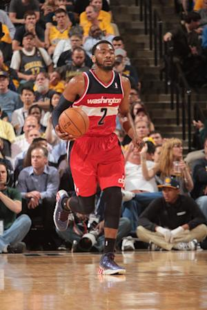 Wall's revival gives Wizards chance vs. Pacers