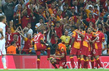 Galatasaray wraps up league title