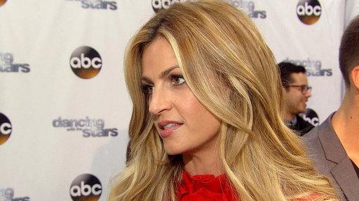 Erin Andrews: 'It's Hard' Replacing Brooke Burke On 'Dancing'