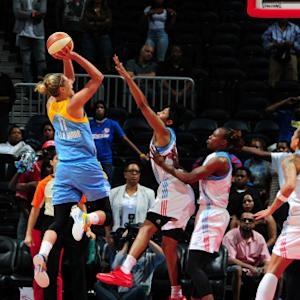 Delle Donne's Career Night