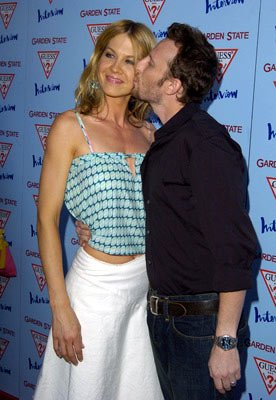 Premiere: Jenna Elfman and Bohdi Elfman at the Los Angeles premiere of Fox Searchlight's Garden State - 7/20/2004 Bodhi Elfman