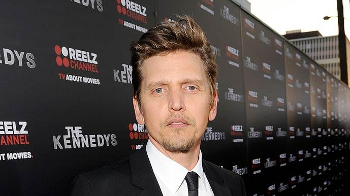 Barry Pepper The Kennedys