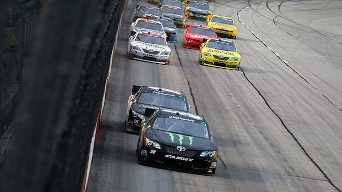 'Oversight' leads to Gibbs-Busch team penalty