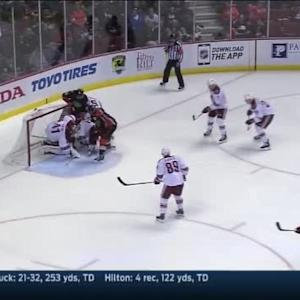 Mike Smith Save on Patrick Maroon (03:34/2nd)