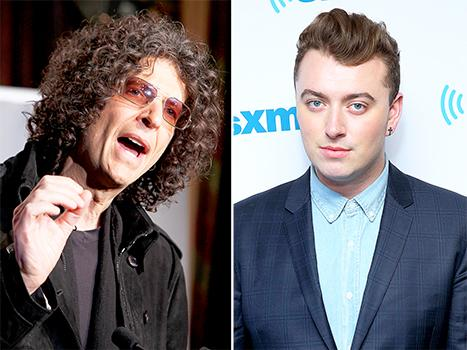 """Howard Stern Calls Sam Smith a """"Fat Ugly Motherf--ker"""" that """"Looks Gay"""" and Has Only One Hit -- Find Out How Sam Smith Responded"""