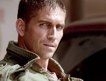 Jim Caviezel in Touchstone Pictures' Deja Vu