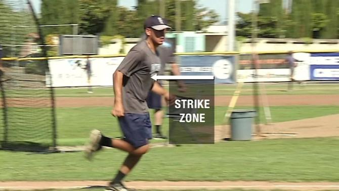 San Rafael minor league baseball team replacing human umpire with tech