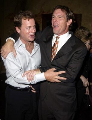 Greg Kinnear and Dennis Quaid Far From Heaven Premiere Toronto Film Festival - 9/8/2002