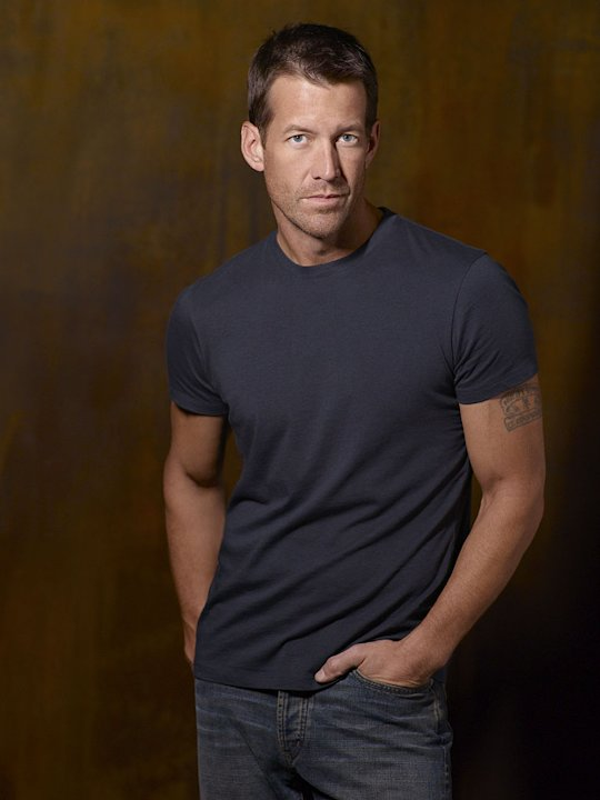 James Denton stars as Mike Delfino in Desperate Housewives.