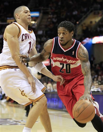 Wizards beat Cavs 96-85 for 5th straight win
