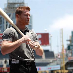 All Access Episode 2 Clip: Dodgers stars Puig and Gonzalez Meet Canelo