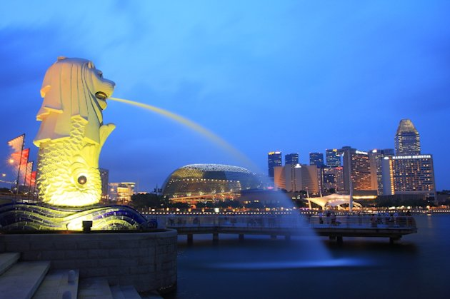Singapore jumped from No. 24 to No. 10. (Courtesy of the Singapore Tourism Board)