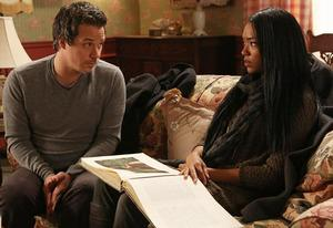 Michael Raymond-James, Sonequa Martin-Green | Photo Credits: Jack Rowand/ABC