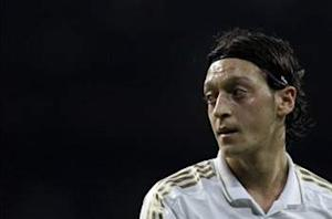 Ozil: I am not at Zidane's level yet